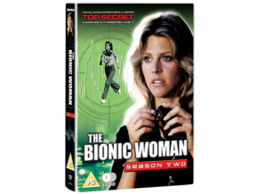Bionic Woman  Season 2 (DVD)