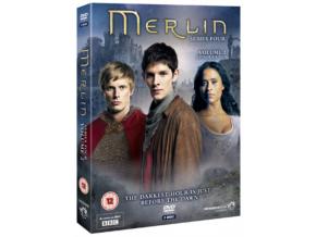Merlin  Series 4  Volume 2 (DVD)