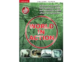 World In Action Volume 3 (DVD)