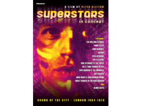 Superstars In Concert (DVD)