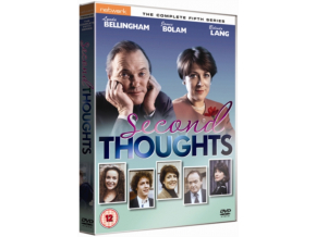 Second Thoughts The Complete Fifth Series (DVD)