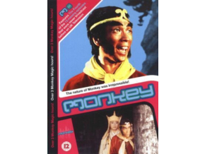 Monkey: Episodes 10-12 (DVD)