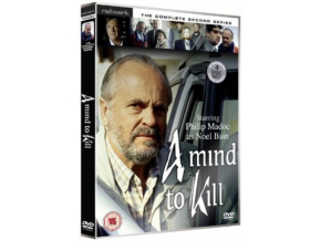 A Mind To Kill The Complete Second Series (DVD)