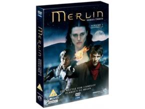 Merlin Series 3 Volume 1 (DVD)