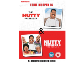 The Nutty Professor And Nutty Professor 2 Boxset (DVD)