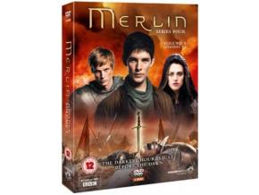 Merlin Series 4  Volume 1 (DVD)