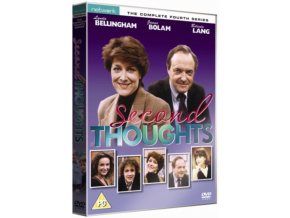 Second Thoughts The Complete Fourth Series (DVD)