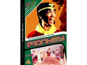Monkey: Episodes 37-39 (DVD)