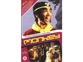 Monkey: Episodes 22-24 (DVD)