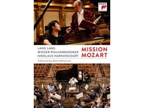 LANG LANG - Mission Mozart (Blu-ray)