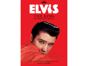 ELVIS PRESLEY - King Of Rock  Roll (DVD)