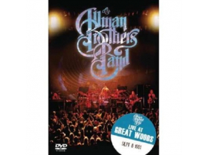 ALLMAN BROTHERS BAND - Live At Great Woods (DVD)
