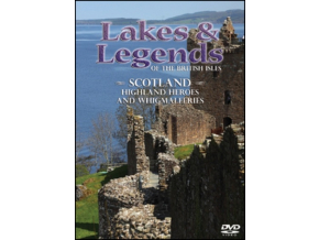 VARIOUS ARTISTS - Lakes  Legends Of The British (DVD)