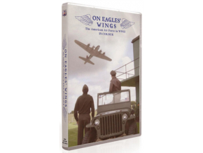 On Eagles Wings The American Airforce In (DVD)