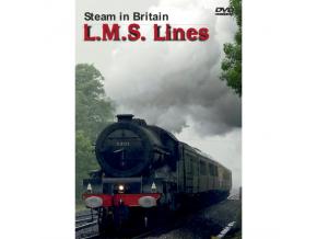 Steam In Britain  Lms Lines (DVD)