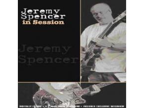 JEREMY SPENCER - In Session (DVD)