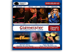 GIGMEISTER - Rock  Vol 1 (DVD)