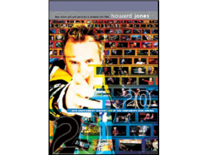 HOWARD JONES - 20Th Anniversary Concert  Live (DVD)