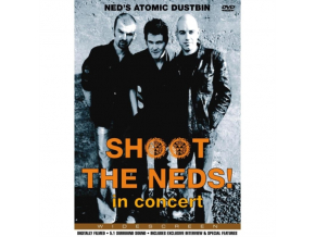 NEDS ATOMIC DUSTBIN - Shoot The Neds  In Concert (DVD)
