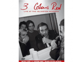 3 COLOURS RED - Live At The Islington Academy (DVD)