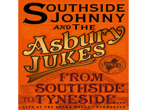 SOUTHSIDE JOHNNY  THE ASBURY - 13  09From Southside To Tynesid (DVD)