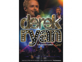 RYAN DEREK - Entertainer Live The (DVD)