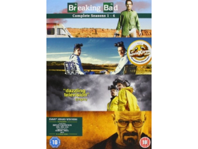 Breaking Bad Season 14 Box Set (DVD)