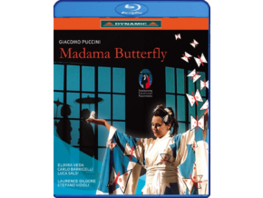VARIOUS ARTISTS - Puccinimadama Butterfly (Blu-ray)