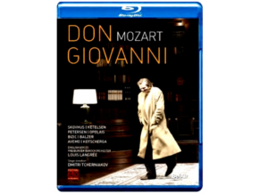 FREIBURGER BAROQUE ORCHESTRA - Don Giovanni (Blu-ray)