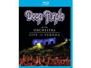 DEEP PURPLE WITH ORCHESTRA - Live In Verona (Blu-ray)