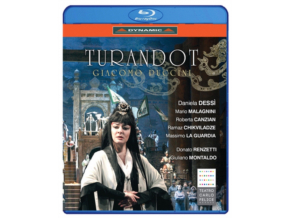 VARIOUS ARTISTS - Pucciniturandot (Blu-ray)