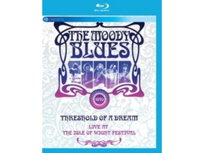 MOODY BLUES - Threshold Of A Dream Live At Isle Of (Blu-ray)