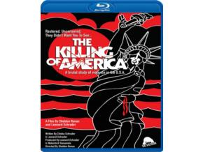 Killing Of America (Blu-ray)