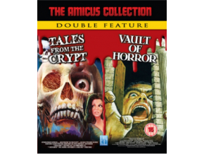 Tales From The Crypt / Vault Of Horror Amicus Collection (Blu-ray)