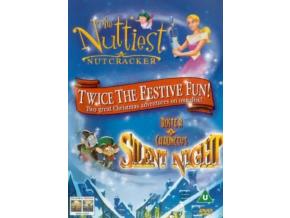 Nuttiest Nutcracker  Silent Night (DVD)