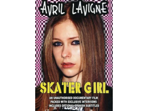 AVRIL LAVIGNE - Skater Girl (DVD)
