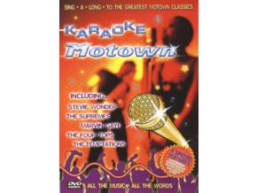 VARIOUS ARTISTS - Karaoke Motown (DVD)