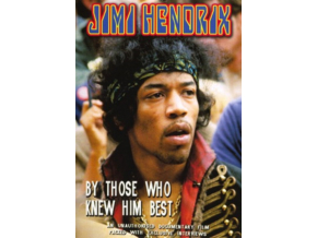 Hendrix  By Those Who Knew Him Best (DVD)
