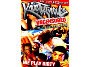KNOCTURNAL - Uncensored Record Release Party (DVD)