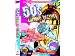 VARIOUS ARTISTS - 50S Karaoke Classics (DVD)