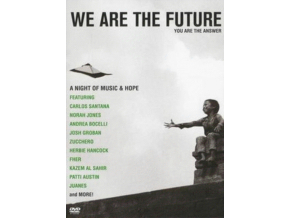 VARIOUS ARTISTS - We Are The Future  A Night Of Music (DVD)
