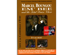MARCEL BOUNGOU EMBEE AND THE TOTAL PRAISE CHOIR - Recorded Live - Cathedrale DEvry - 2005 Film (DVD)