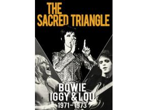 BOWIE  IGGY POP  LOU REED - Sacred Triangle The (DVD)