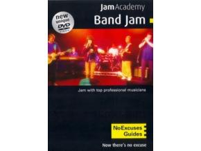 VARIOUS ARTISTS - Jam Academy  Band Jam (DVD)
