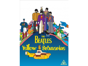 BEATLES - Yellow Submarine (DVD)