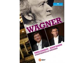 KAUFMANN & THIELEMANN - Wagnerkaufmann Sings (DVD)