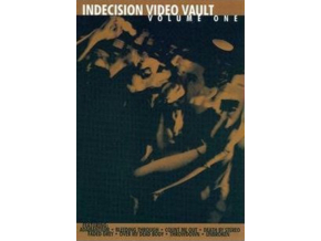 VARIOUS ARTISTS - Indecision Video Vault (DVD)