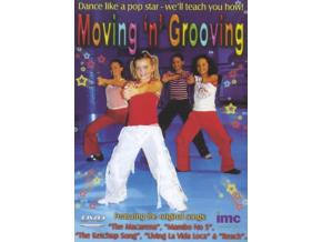 Moving N Grooving (DVD)