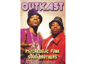 OUTKAST - Psychedelic Funk Soul Brother (DVD)