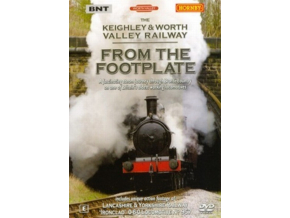 From The Footplate  The Keighley (DVD)